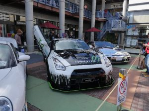 NISSAN GT-R LB★WORKS リバティウォーク ガルウイング